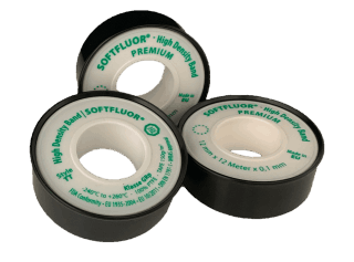 SOFTFLUOR Thread Sealing Tape